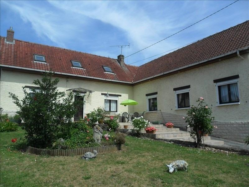 Sale house / villa Bucquoy 150000€ - Picture 1