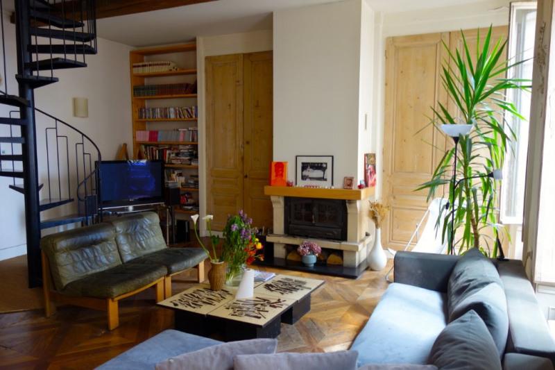 Appartement T2 de 48.90 m² avec charme à aménager