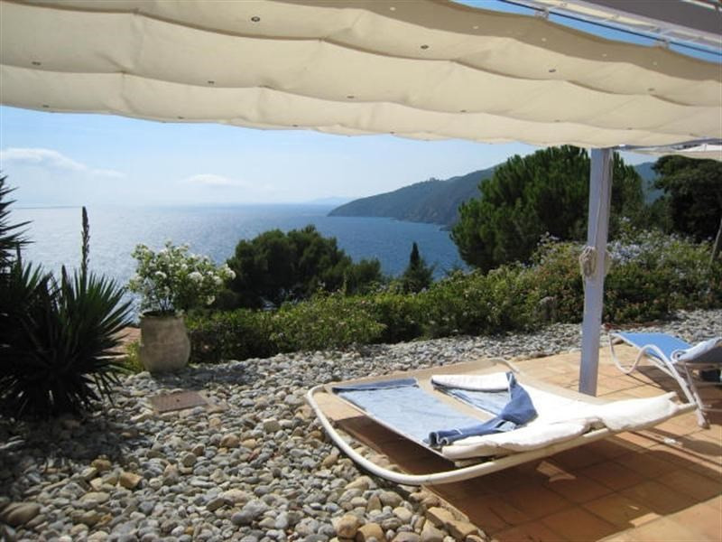 Vacation rental house / villa Cavalaire sur mer 3 500€ - Picture 16