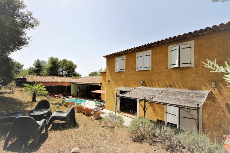 Sale house / villa Peyrolles en provence 460000€ - Picture 1