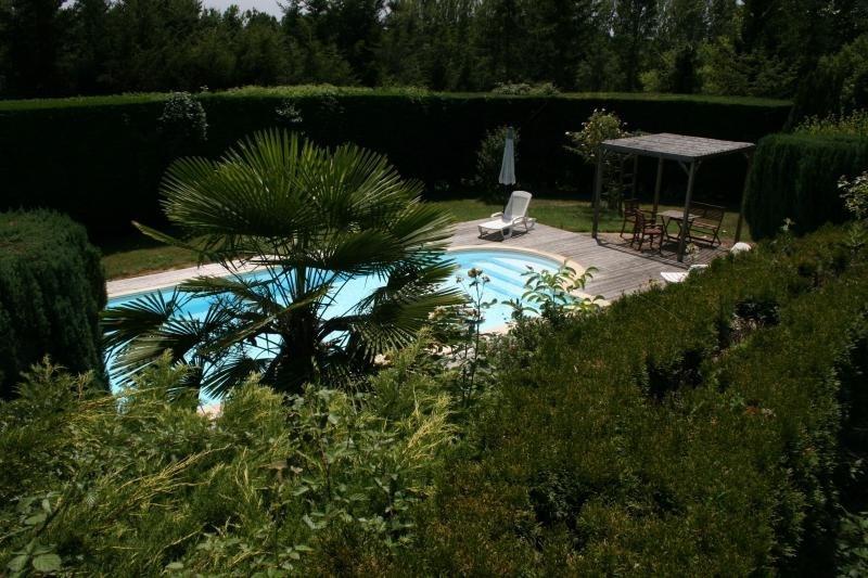 Sale house / villa St jean de la motte 407000€ - Picture 5