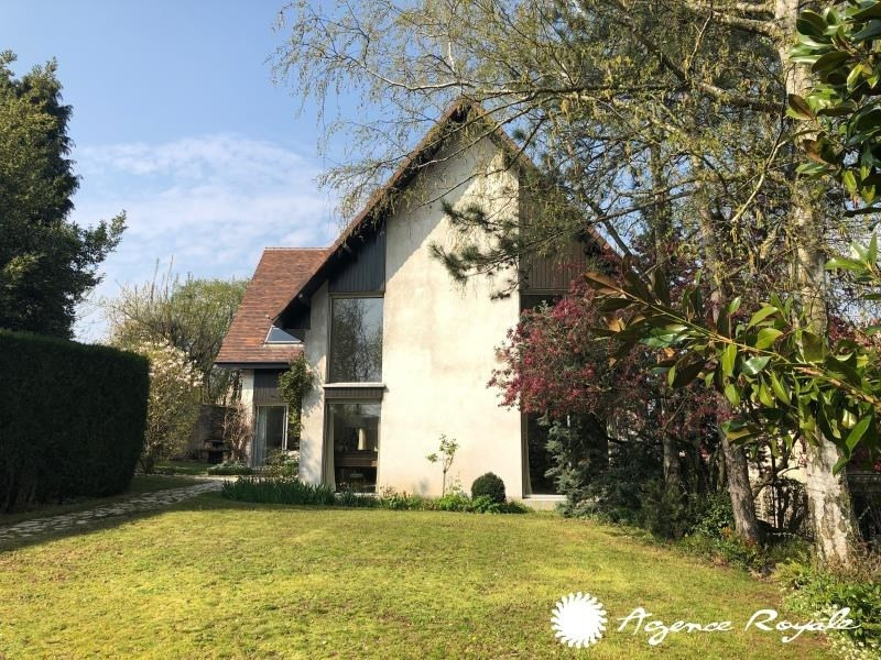 Sale house / villa Chambourcy 945 000€ - Picture 1