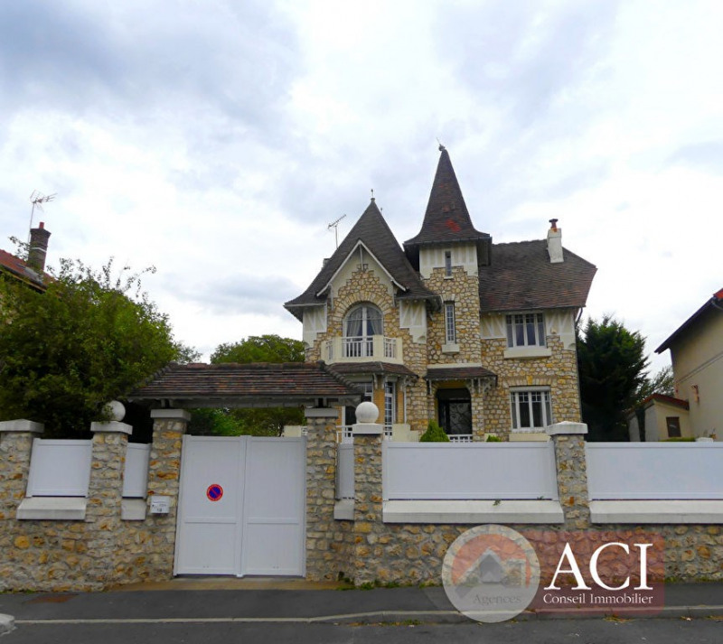 Sale house / villa Saint brice sous foret 895 000€ - Picture 1