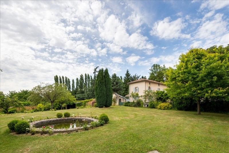 Immobile residenziali di prestigio casa Vienne 890000€ - Fotografia 4