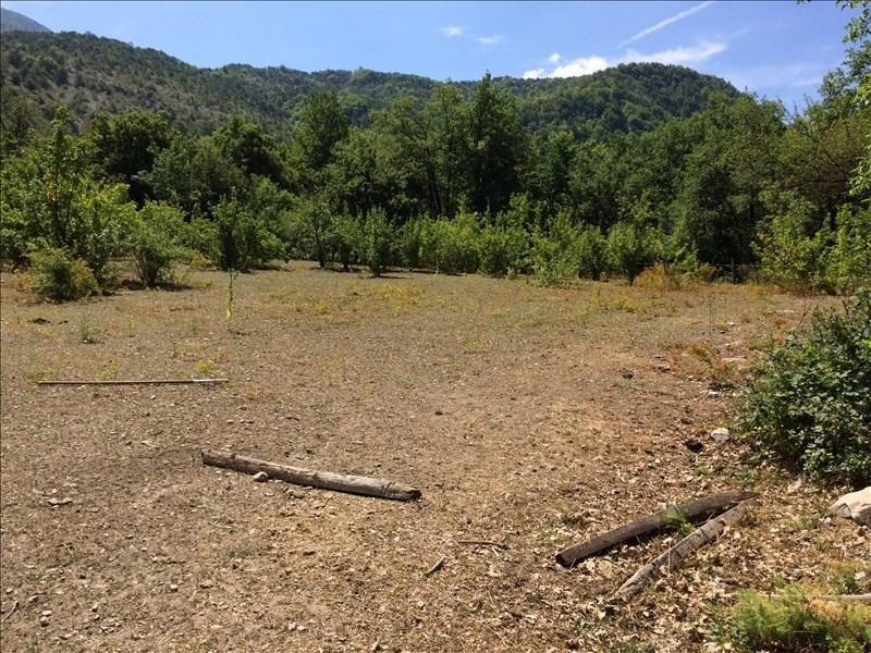 Vente terrain Curbans 131000€ - Photo 1