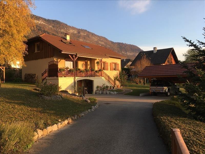 Vente de prestige maison / villa Naves parmelan 628000€ - Photo 1