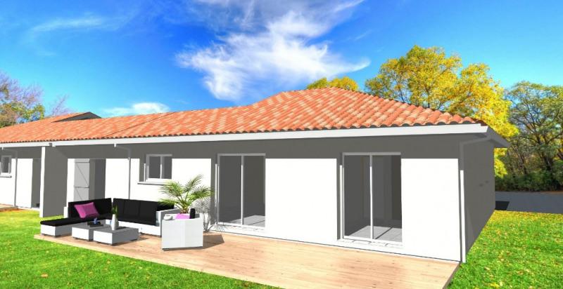 Vente maison / villa Vieux boucau les bains 345000€ - Photo 1