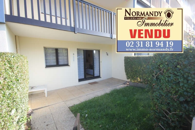 Vente appartement Villers sur mer 113 000€ - Photo 1