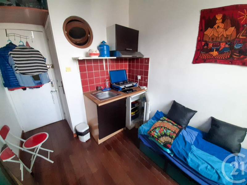 Verkoop  appartement Deauville 60000€ - Foto 3