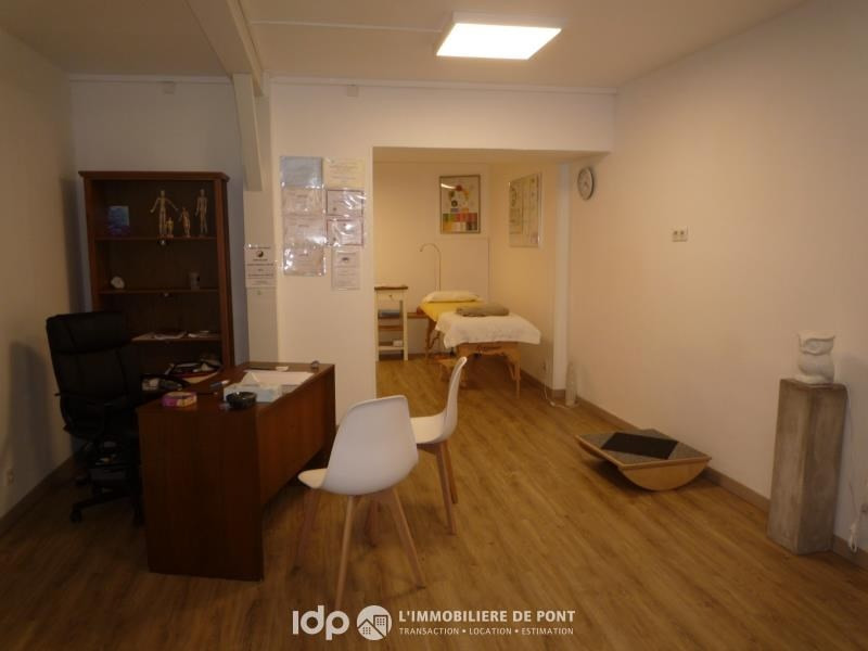 Location local commercial Cremieu 480€ HT/HC - Photo 1