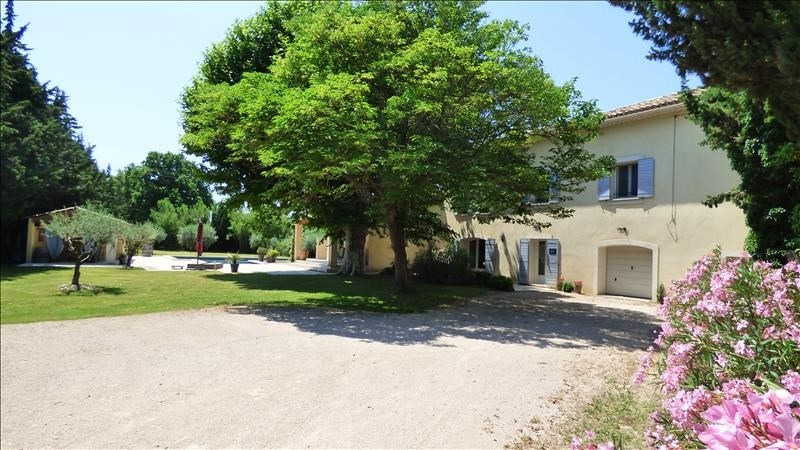 Vente de prestige maison / villa Aubignan 495000€ - Photo 12