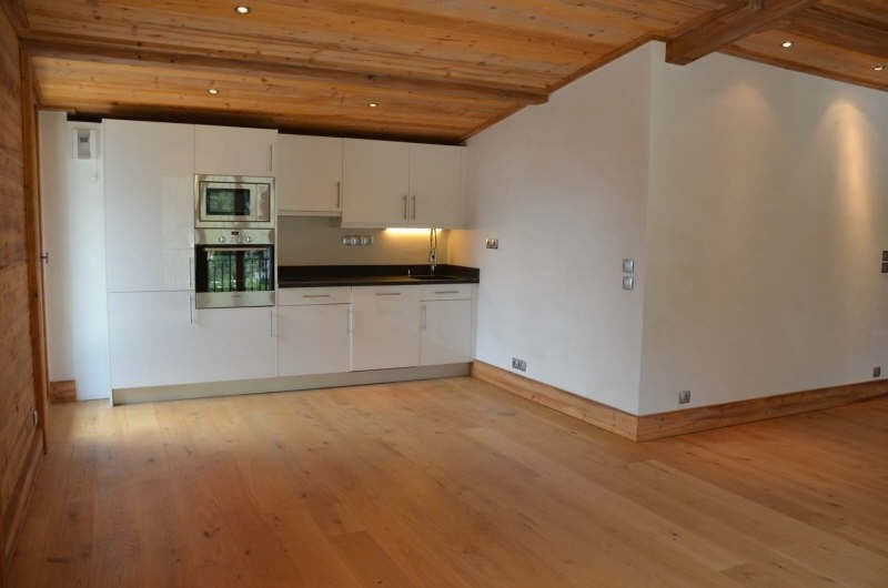 Vente de prestige appartement Argentiere 700 000€ - Photo 3