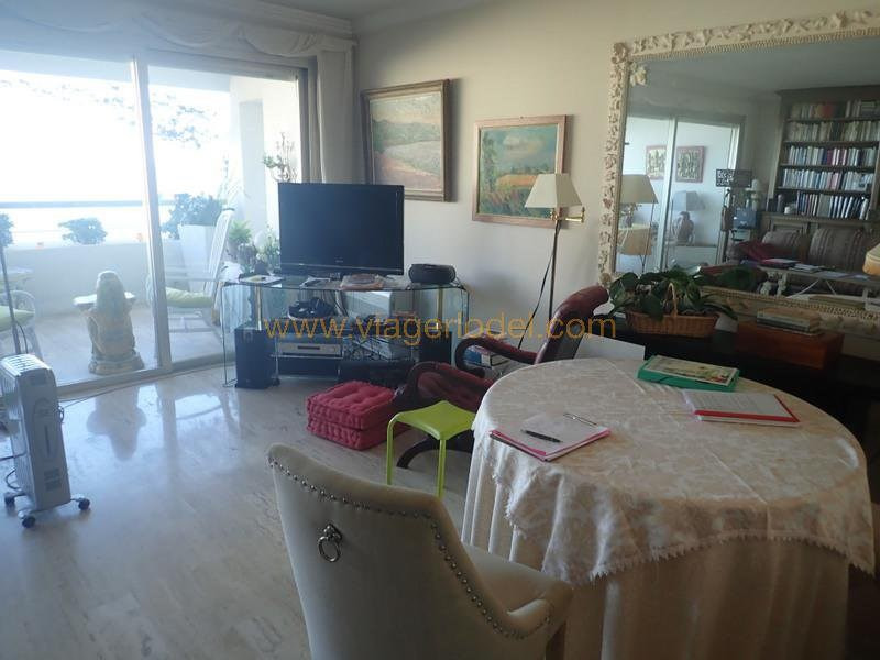 Viager appartement Villeneuve-loubet 560000€ - Photo 2
