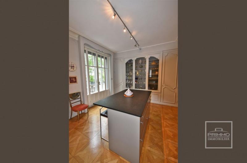 Vente de prestige appartement Lyon 6ème 1280000€ - Photo 12