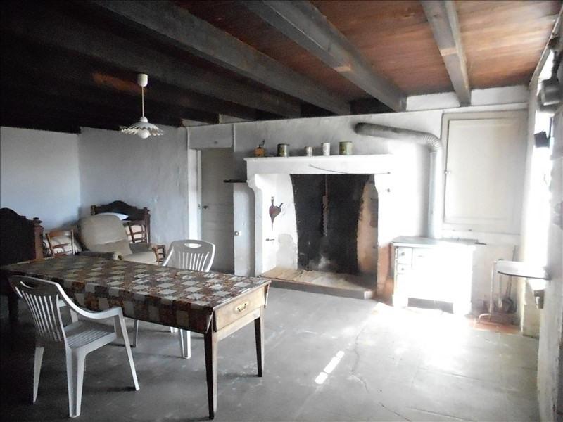 Vente maison / villa Pamproux 59900€ - Photo 4