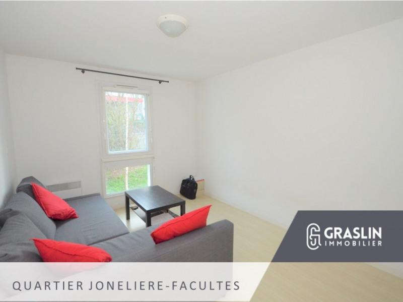 Vente appartement Nantes 125000€ - Photo 1