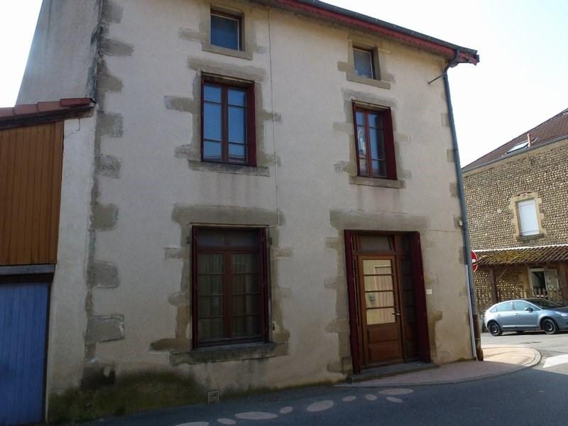 Sale house / villa St christophe et le laris 129000€ - Picture 1