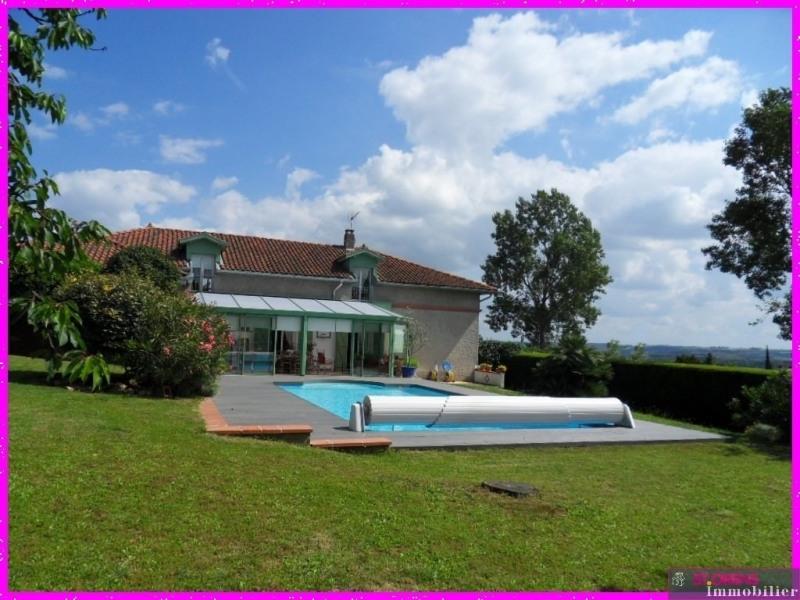 Vente maison / villa Labege 505000€ - Photo 1