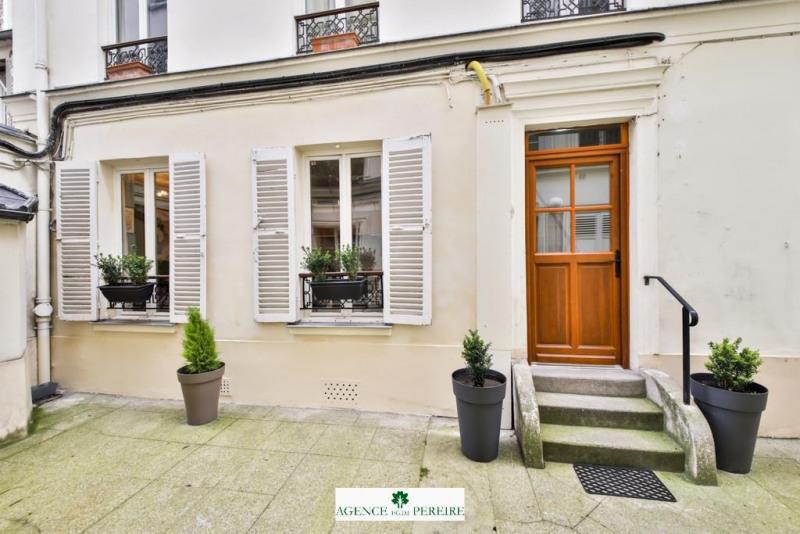 Sale apartment Paris 17ème 330000€ - Picture 13