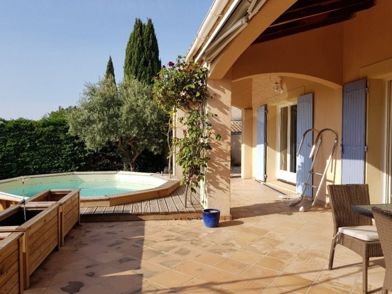 Vente maison / villa Villeneuve les avignon 378000€ - Photo 2