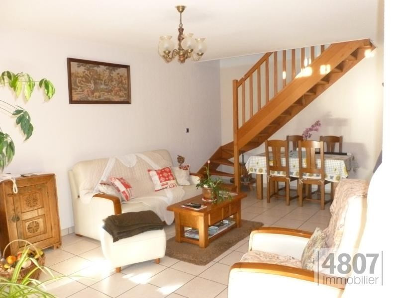 Viager appartement Nangy 165000€ - Photo 2