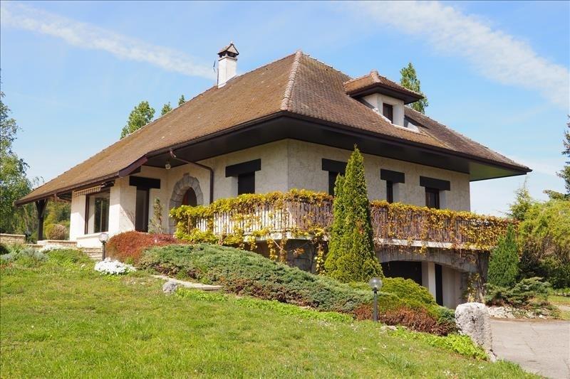 Vente de prestige maison / villa Montagny les lanches 742000€ - Photo 1