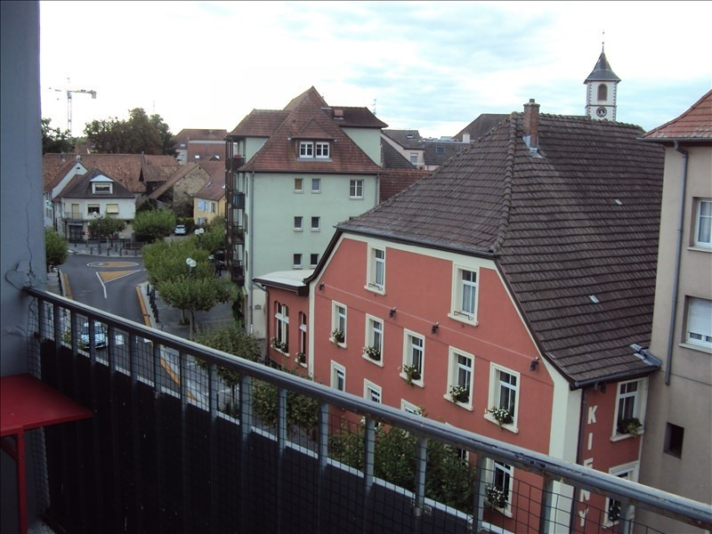 Vente appartement Riedisheim 237000€ - Photo 10