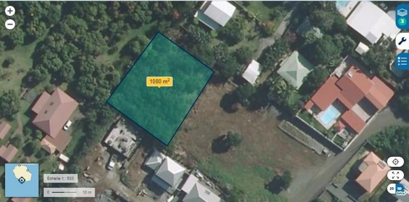 Terrain Saint Pierre 1079 m²