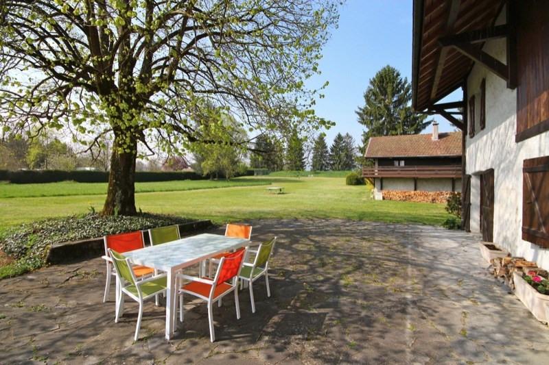 Vente de prestige maison / villa Arenthon 950000€ - Photo 2