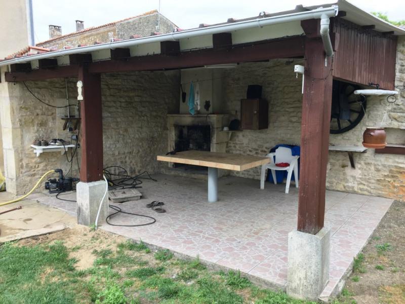 Vente maison / villa Genouille 159000€ - Photo 6