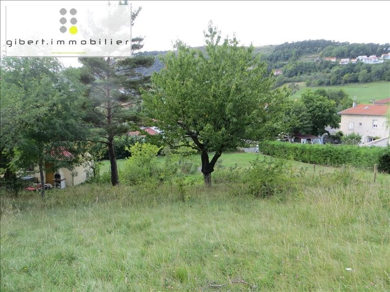 Vente terrain Coubon 54000€ - Photo 5