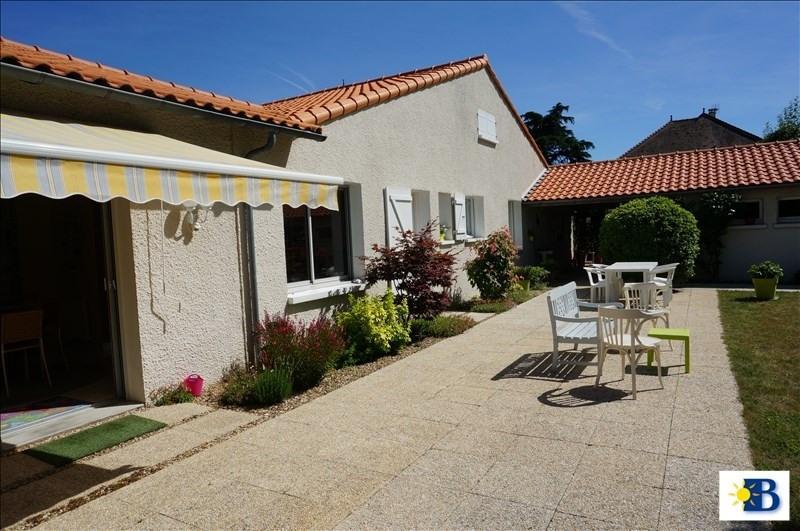 Vente maison / villa Antran 265000€ - Photo 5