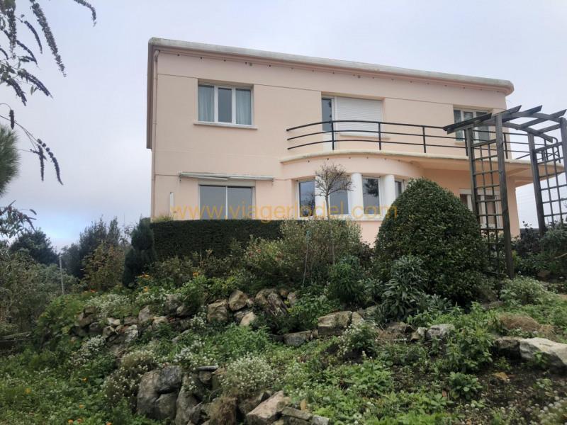 Vendita nell' vitalizio di vita casa Granville 440000€ - Fotografia 4