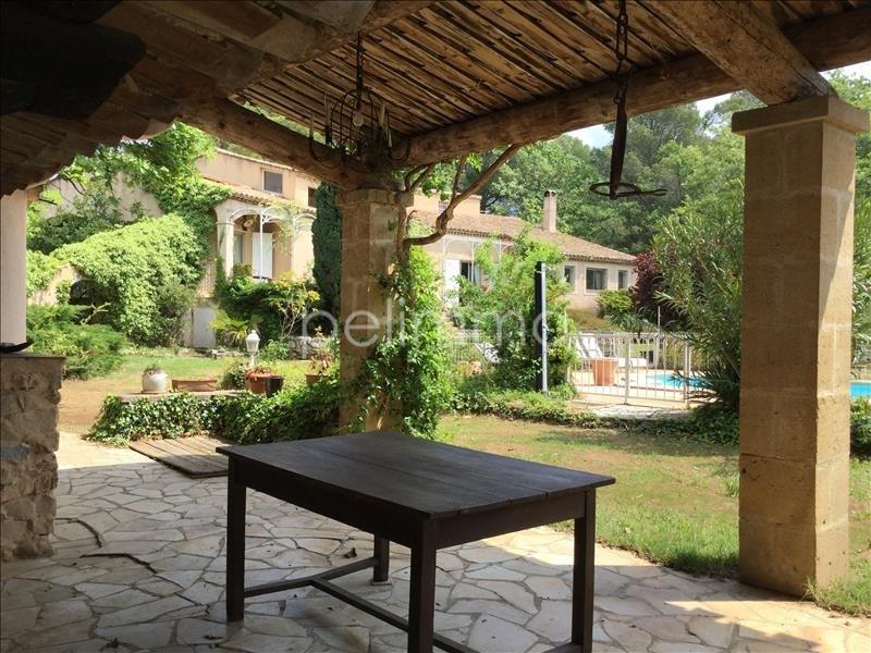 Vente de prestige maison / villa Rognes 795000€ - Photo 3