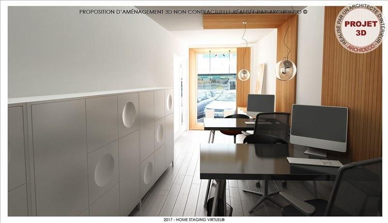 Sale office Thionville 89 900€ - Picture 1
