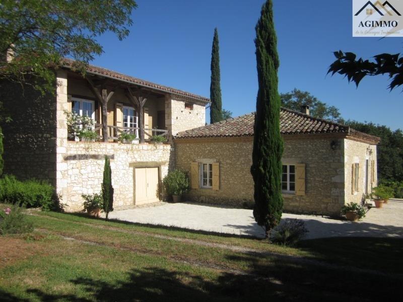 Deluxe sale house / villa L isle jourdain 579000€ - Picture 1