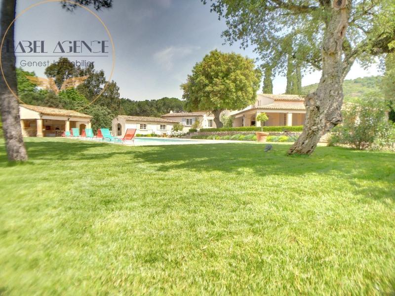 Deluxe sale house / villa Ste maxime 4690000€ - Picture 1