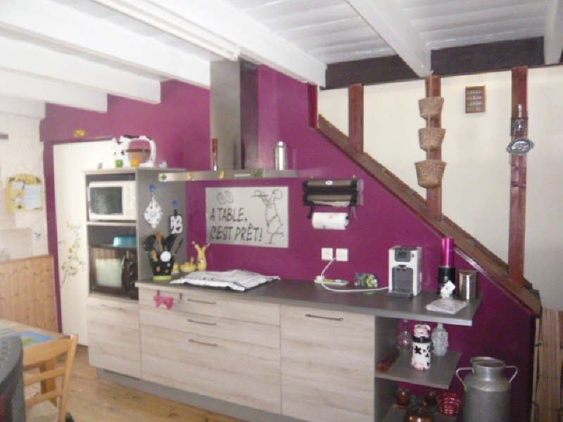 Vente maison / villa Pamproux 70 200€ - Photo 3