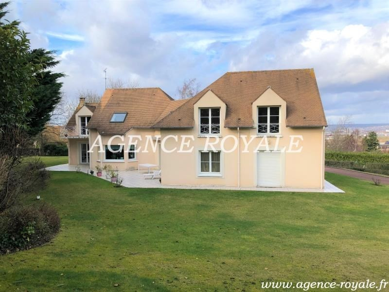 Deluxe sale house / villa Chambourcy 1 195 000€ - Picture 14