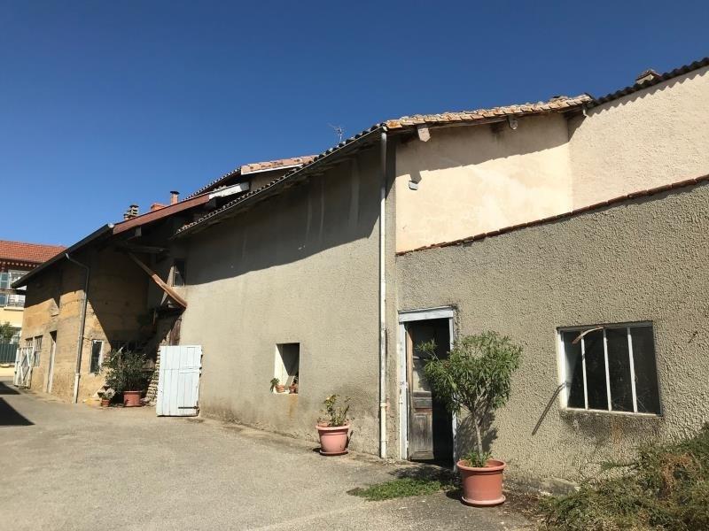 Venta  casa Les cotes d'arey 479500€ - Fotografía 2