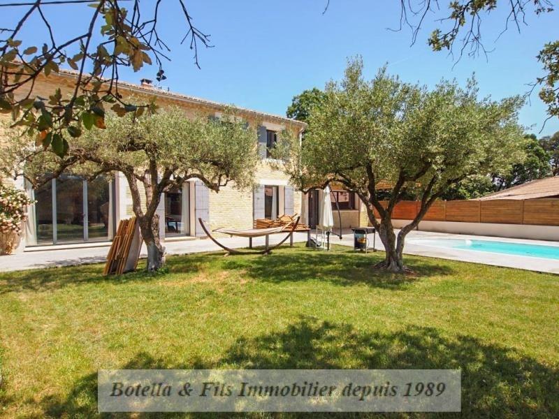 Vente de prestige maison / villa Uzes 730000€ - Photo 1
