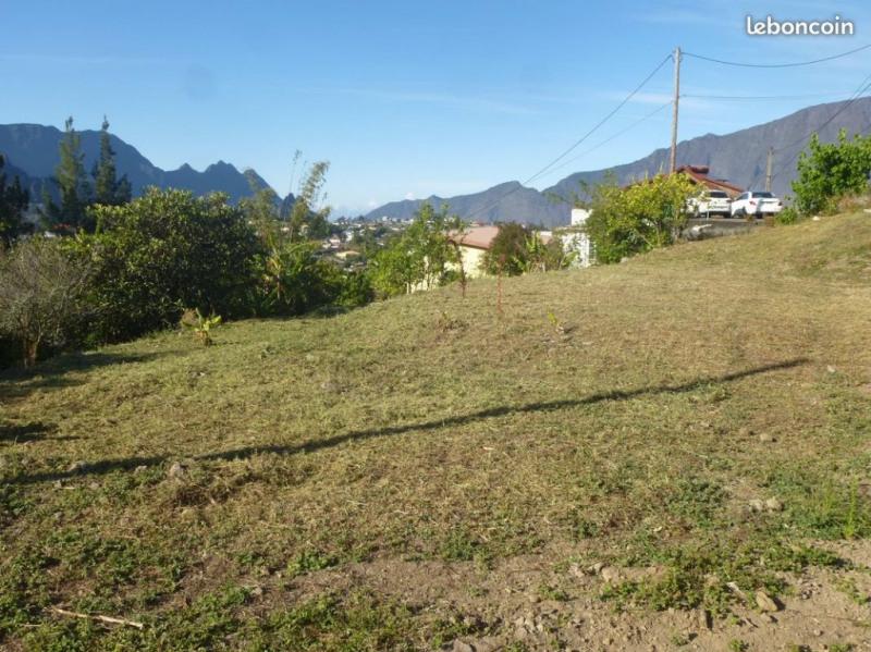 Vente terrain Cilaos 88000€ - Photo 1