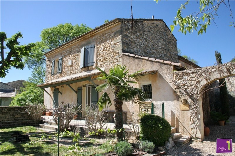 Verkoop van prestige  huis Uzes 750000€ - Foto 1