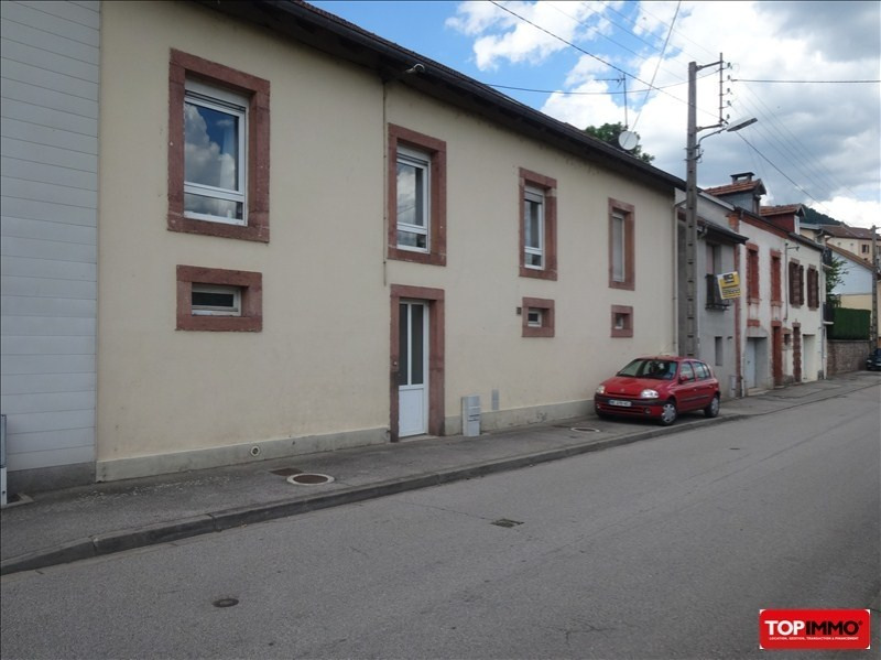 Sale building Moyenmoutier 96000€ - Picture 1