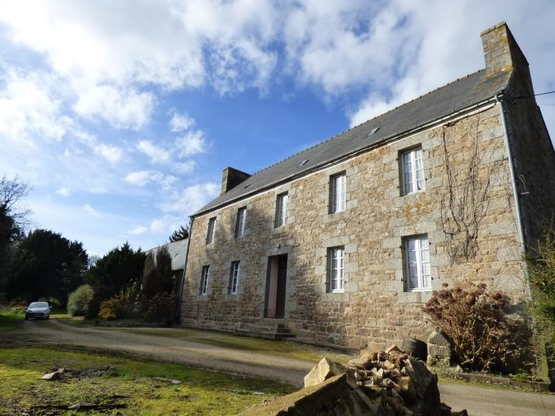 Sale house / villa Pluzunet 108000€ - Picture 1