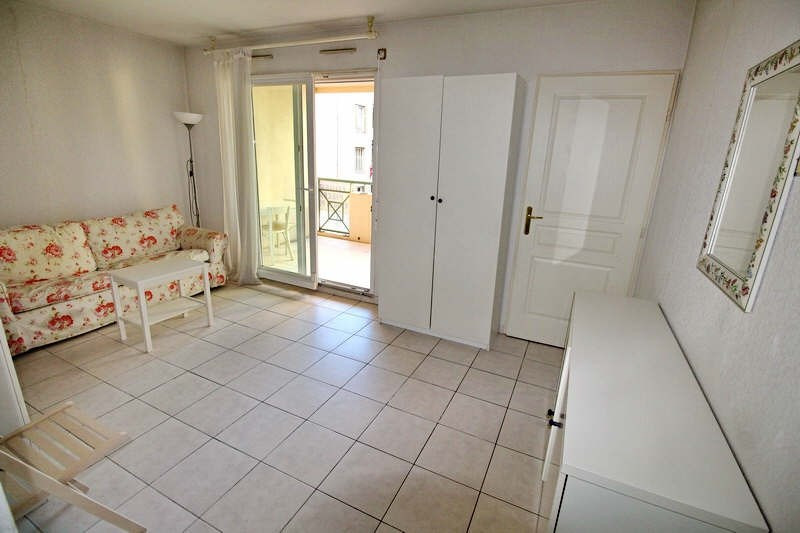 Rental apartment Nice 555€ CC - Picture 1
