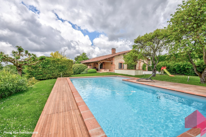 Vente de prestige maison / villa Verfeil 690000€ - Photo 3