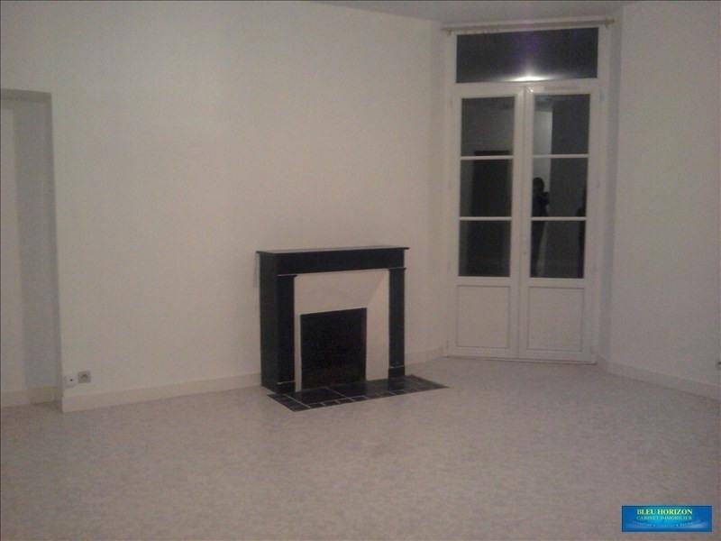 Rental apartment Chemere 520€ CC - Picture 1