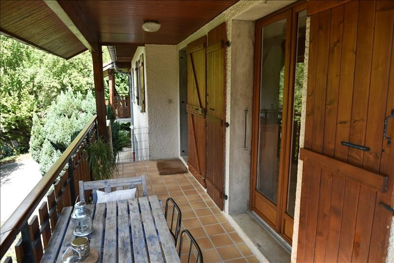 Vente maison / villa Nantua 265 000€ - Photo 2