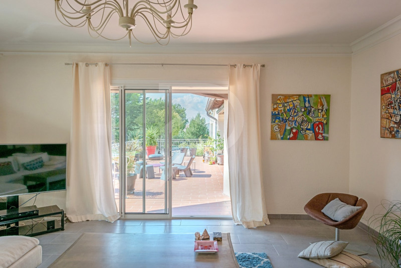 Vente maison / villa Morieres les avignon 514000€ - Photo 5
